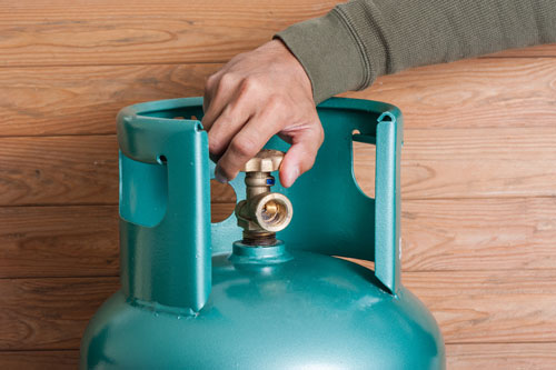 Propane Detectors Save Lives